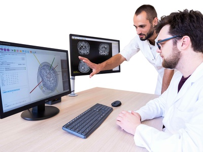 Navigated TMS for neurosurgical planning