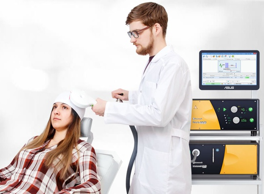 Transcranial Magnetic Stimulation in OCD